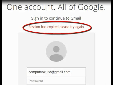 Session Expired When -86453