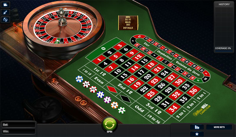 Guess Roulette Number -72828