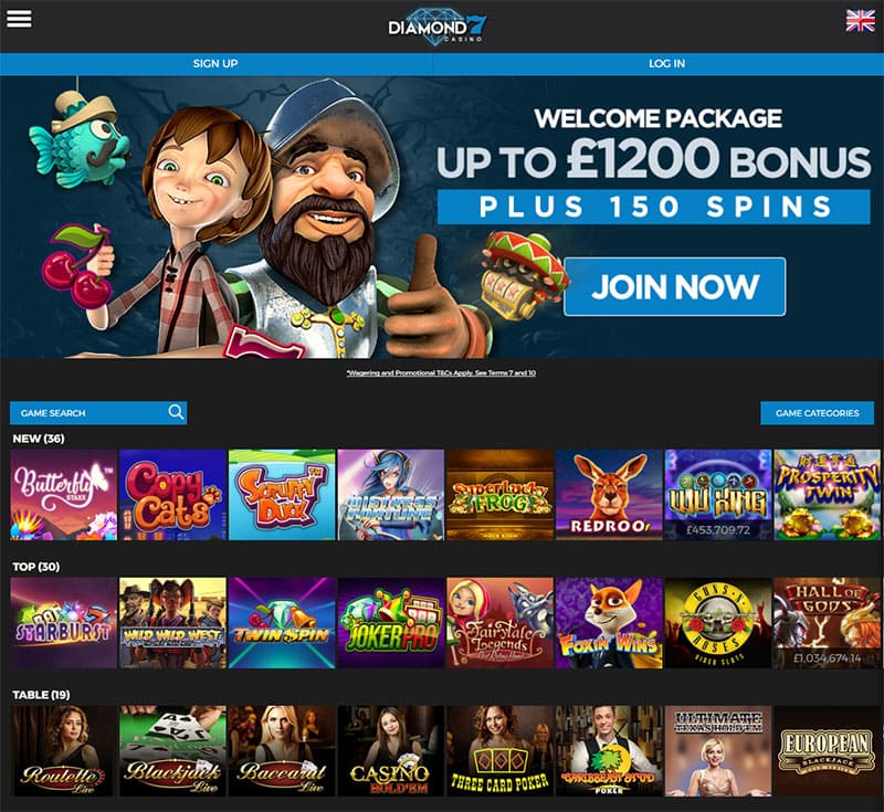 Freespins for Signing -70783