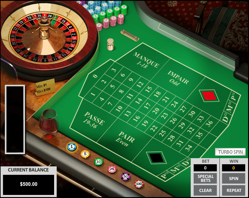 Roulette Explained Languages -82452
