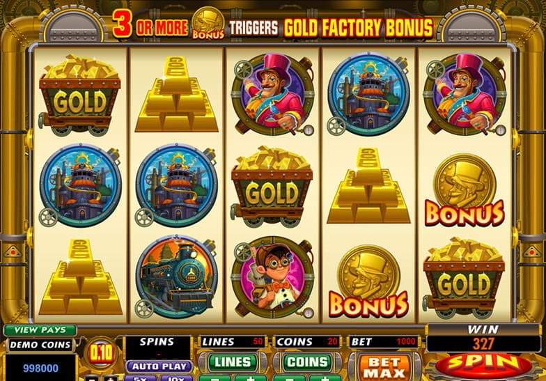 Instant Play Slot -18813