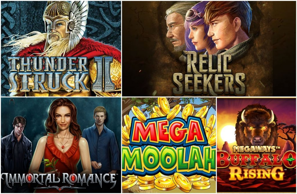 Slot Games With -70036
