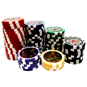 Poker Chip Values -52917