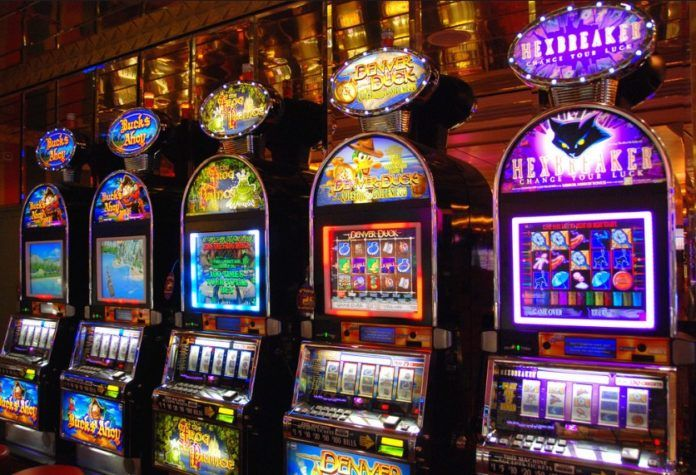 Slot Machine Odds -53079