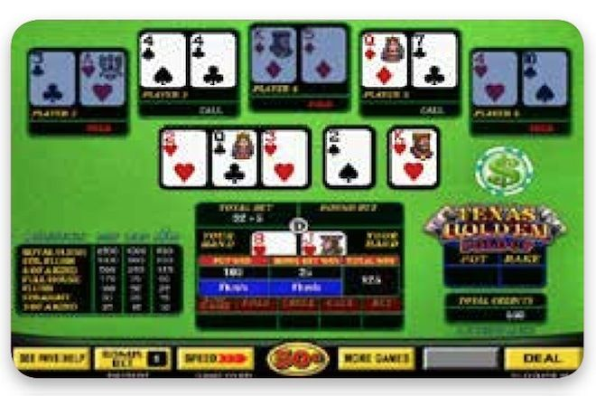 Professional Video Poker -49920