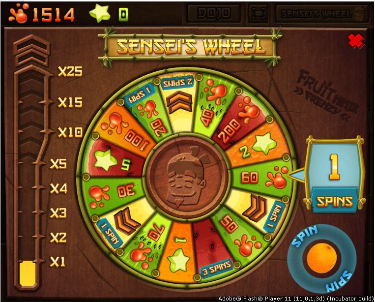Spin the -64890