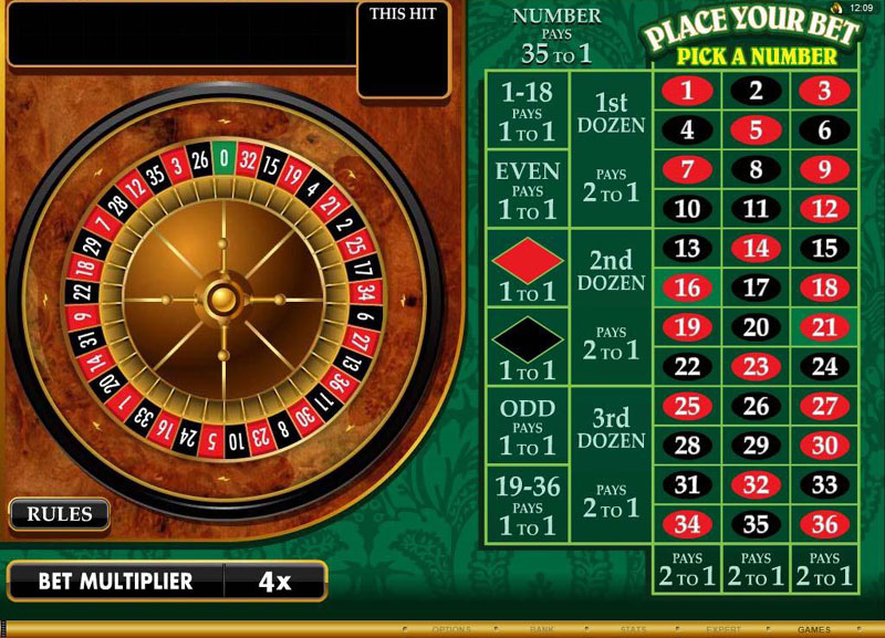 Can Win Roulette -13671