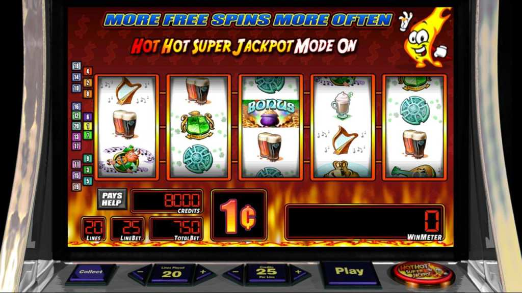Slot Machine Odds -96526