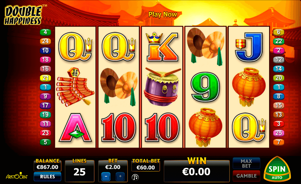Double Cash Slot -38652