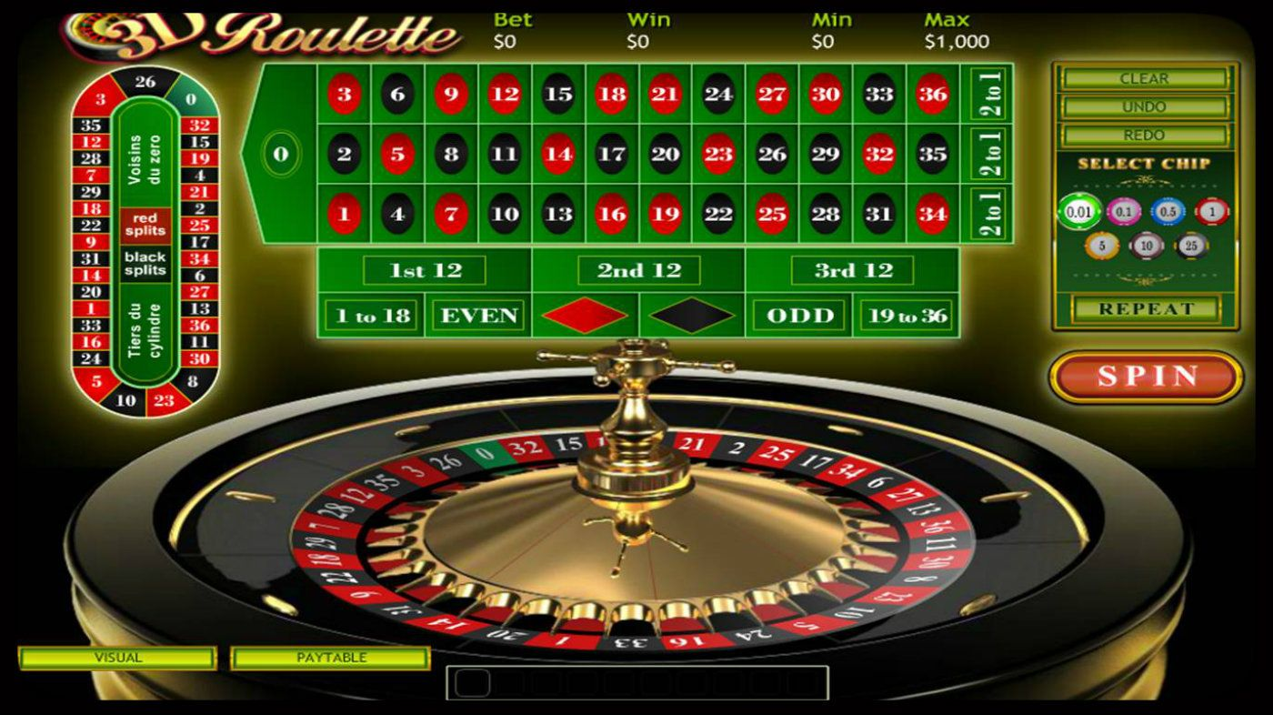 Roulette Strategy -32329