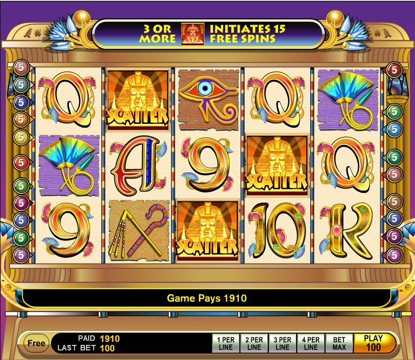 Slot Game Features -15005