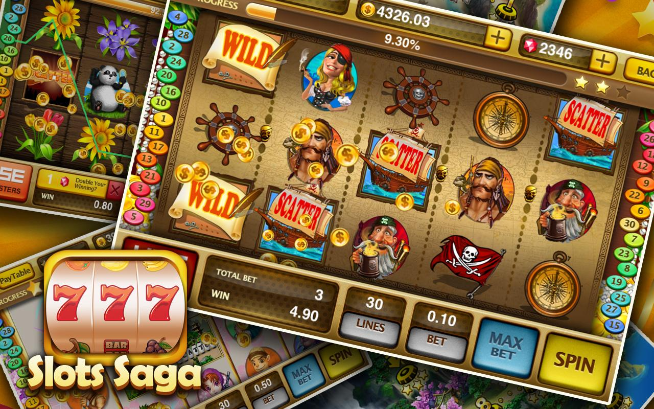 Slot Game Features -34013