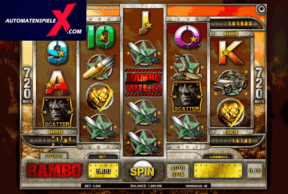 Video Slots With -36992